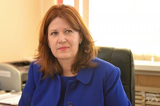 Директор департамента лицензирования и торговли Елена Коваль.