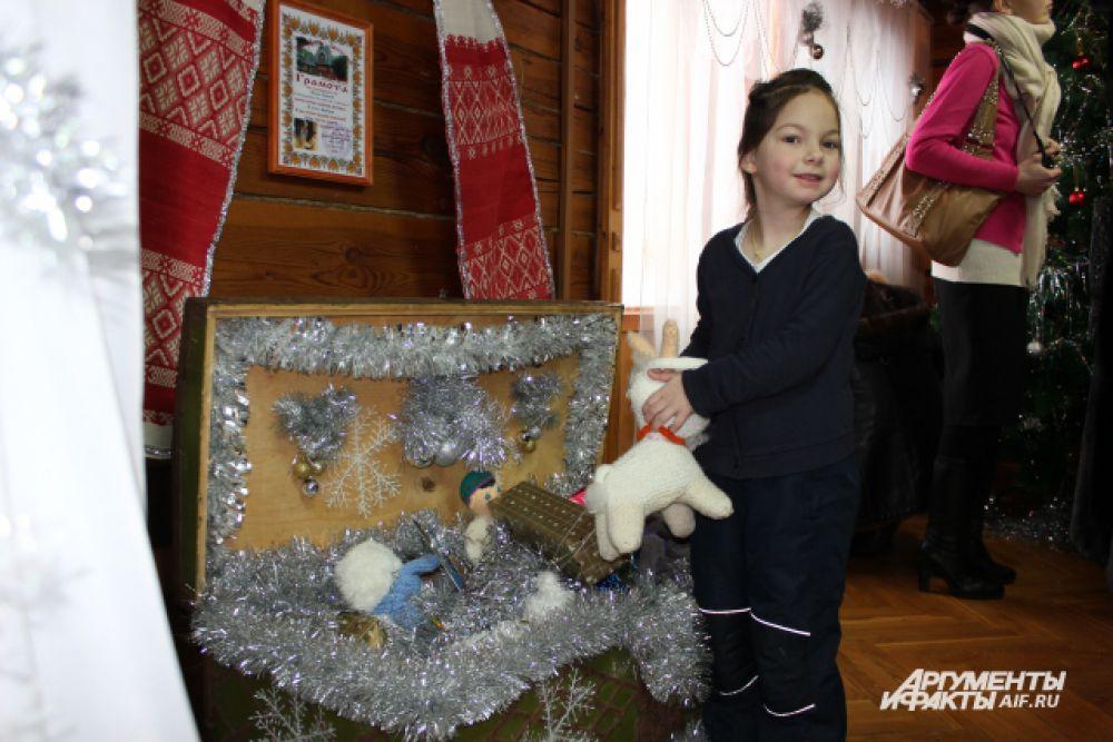 Сундук с подарками Кыш Бабая.