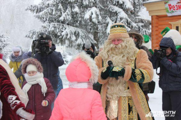 Чтобы пообщаться с зиминим богом, придется станцевать народный татарский танец апипа.