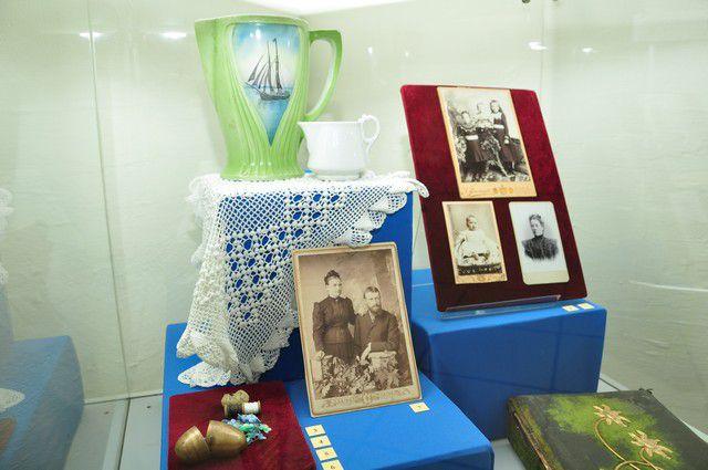 Историю Омска можно проследить по семейным фотографиям омичей.