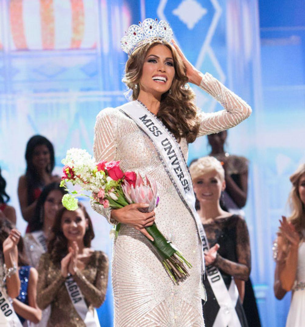 Габриэла Ислер, Венесуэла - победительница конкурса в 2013 году.
