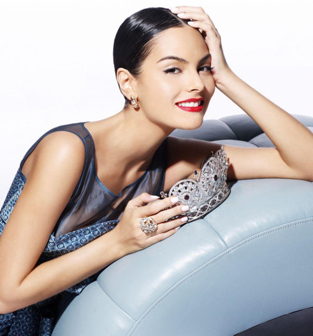 В 2010 году корону получила мексиканская модель Химена Наварретте.
