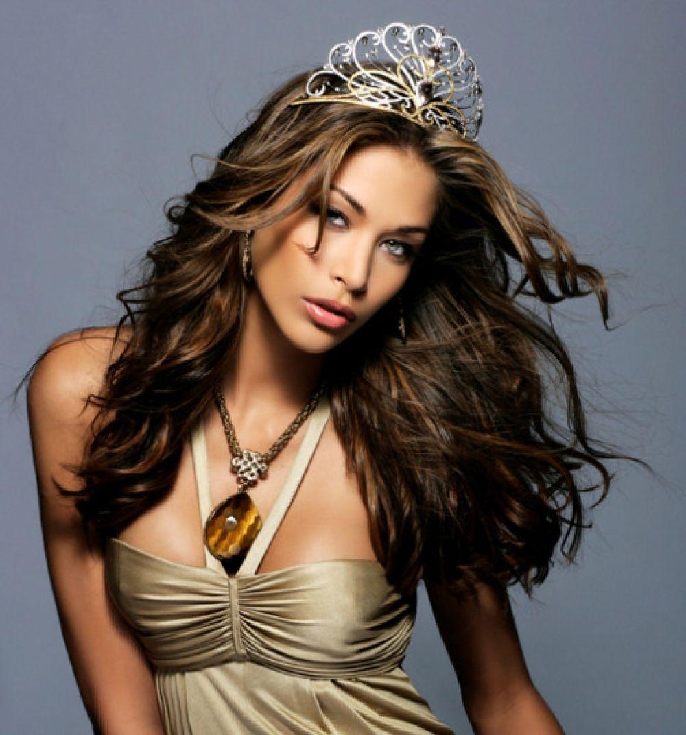 И… снова Венесуэла. Дайана Мендоса победила на конкурсе в 2008-м.
