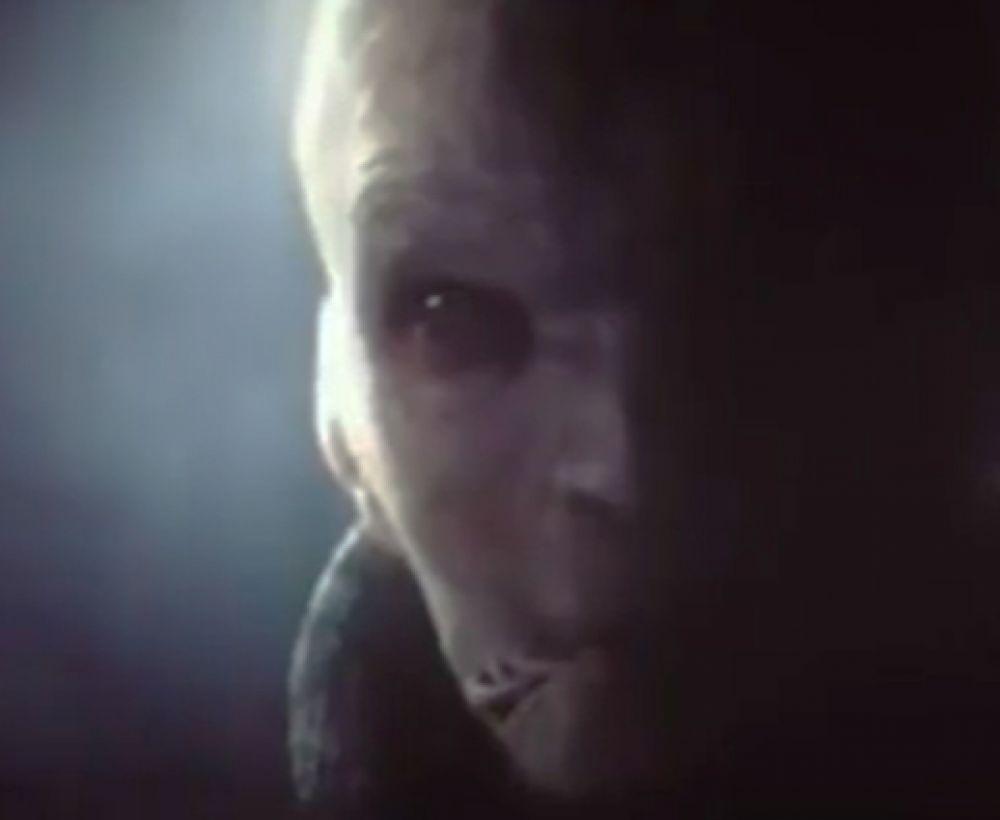 Сноук (Энди Серкис) - Верховный лидер Первого ордена с крайне специфическим строением лица. Могущественный приверженец тёмной стороны Силы, которому служил Кайло Рен. Этот персонаж также создан при помощи технологии захвата движения.