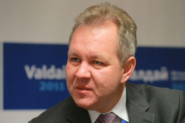 Владислав Иноземцев.