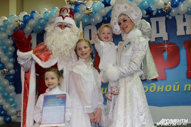 На Новый год и Рождество в области пройдет почти 3 000 праздничных мероприятий