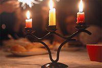 В новогоднюю ночь можно сэкономить на электричестве.