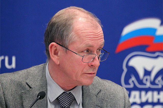 Валерий Гальченко.