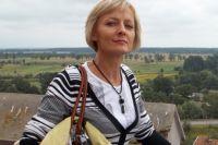 Журналист из Калининграда Надежда Ржевская пока что может передвигаться только на инвалидной коляске.