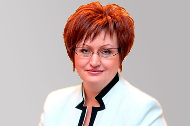 Антонина Цицулина.