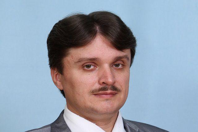 Александр Чупахин.