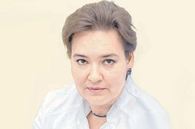 Наталья Ткаченко.