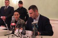 Кличко и Деканоидзе