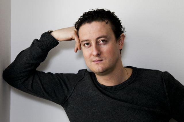 Шоумен, актер и певец Станислав Ярушин.