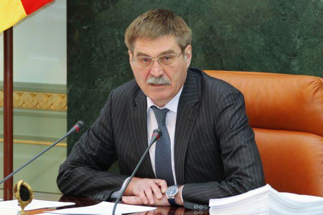 Сергей Комяков