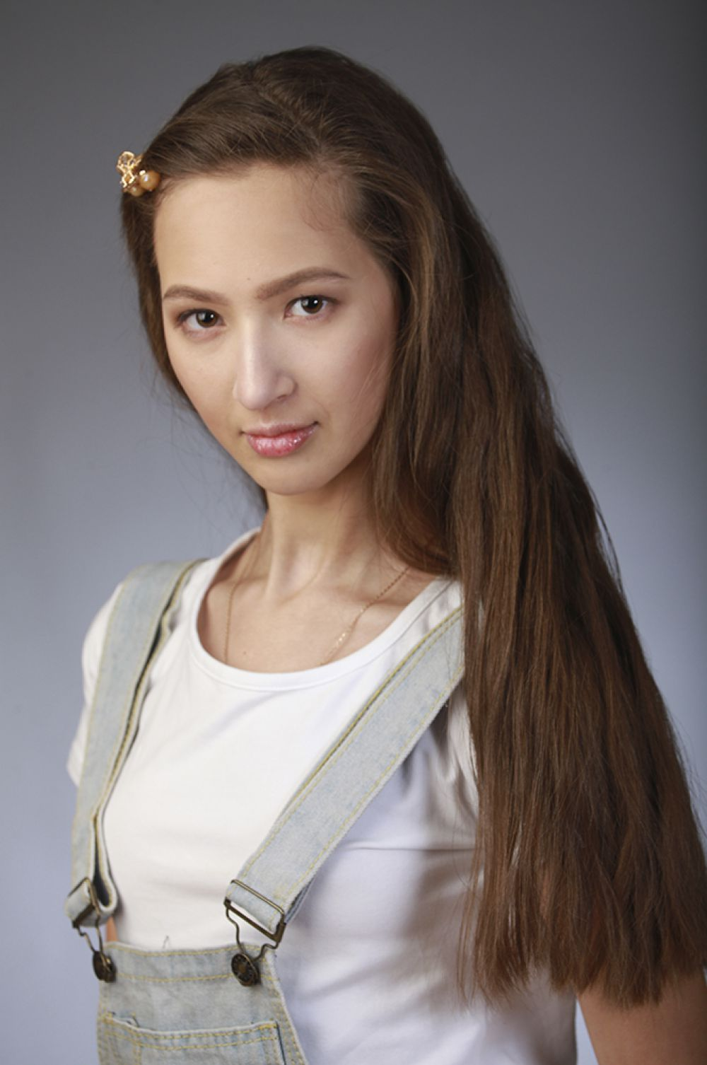 Ангелина Вылегжанина, 12 лет, 6-ой конкурс красоты и талантов «Юная Мисс Вятка-2016».