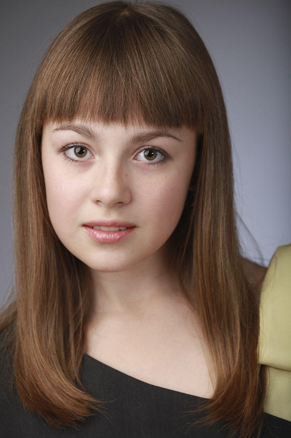 Элина Лалетина, 13 лет, 6-ой конкурс красоты и талантов «Юная Мисс Вятка-2016».