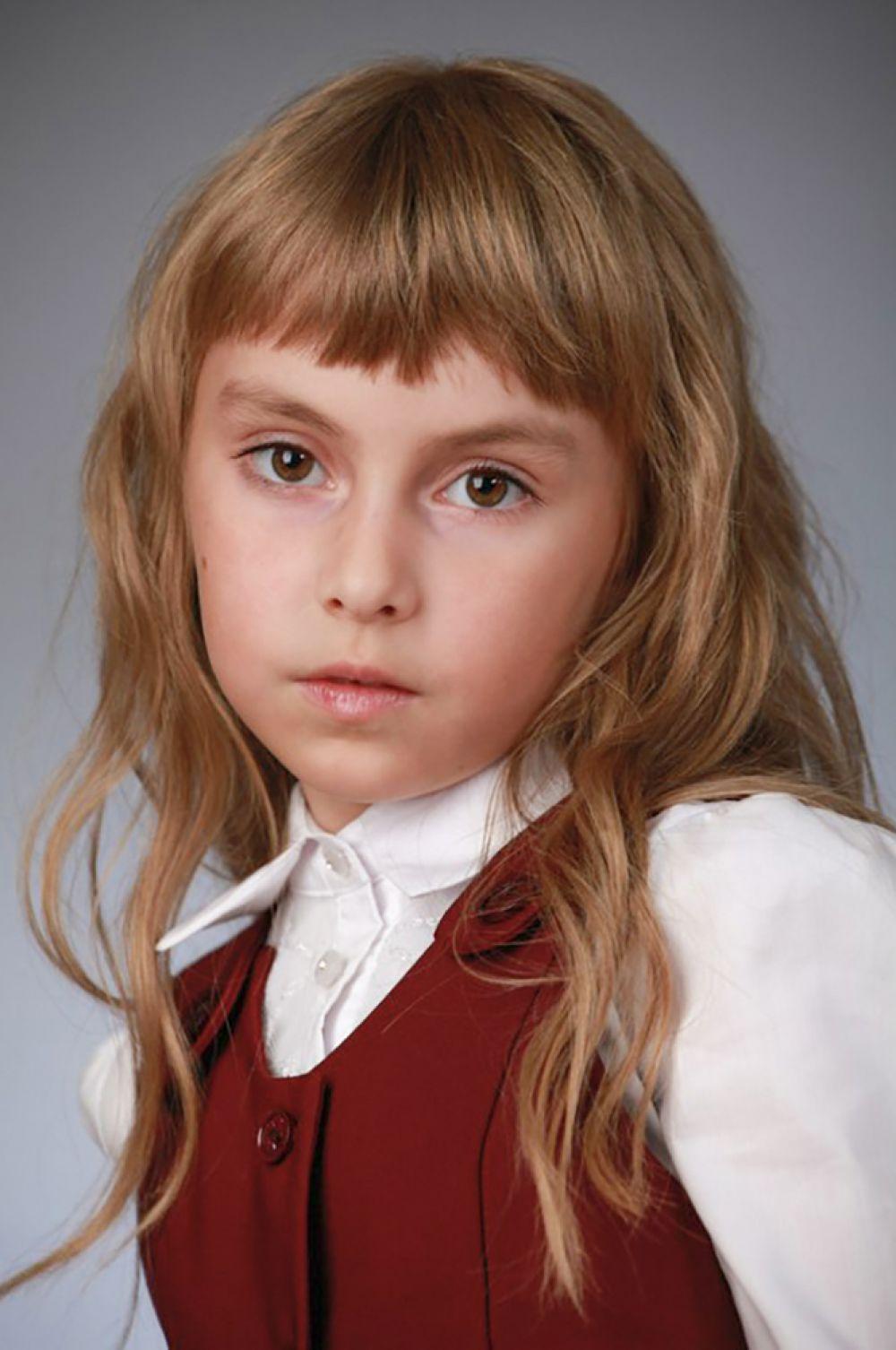 Мария Седавных, 7 лет, 8-ой конкурс красоты и талантов  «Маленькая Мисс Вятка-2016». Младшая группа.