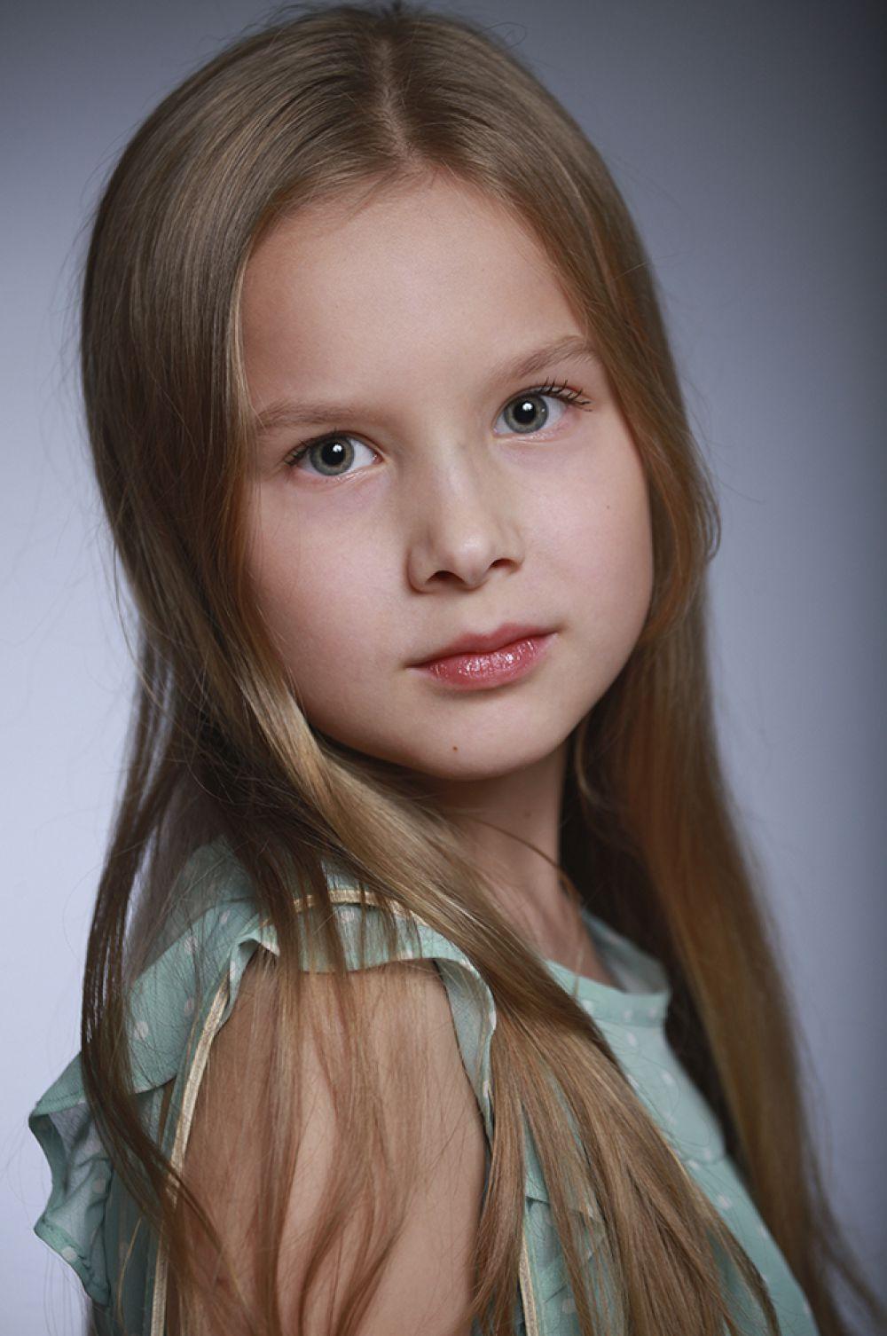 Анастасия Пушкарева, 8 лет, 8-ой конкурс красоты и талантов  «Маленькая Мисс Вятка-2016». Младшая группа.