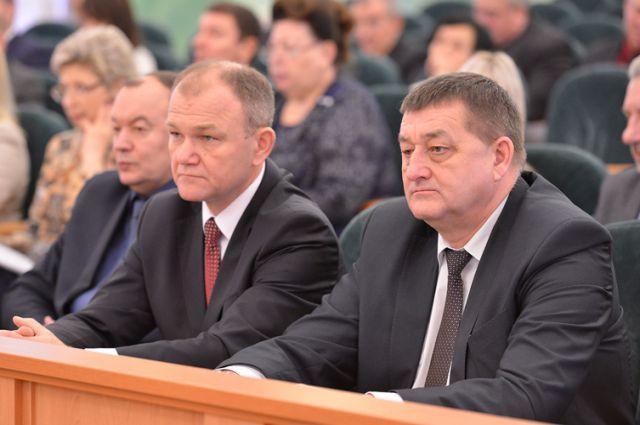 Юрий Филиппенко, Николай Щеглов и Александр Резунов.