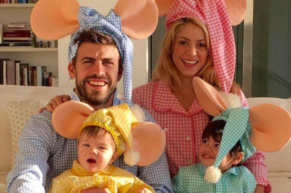 29 января у певицы Шакиры и испанского футболиста Жерара Пике родился второй сын Саша.