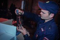Полицейские выясняют, что предприимчивые омичи купили алкоголь для перепродажи.