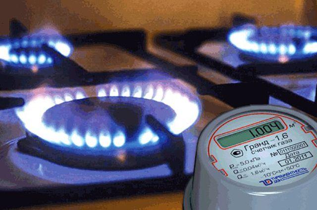 Плату за газ необходимо вносить ежемесячно до 10 числа.