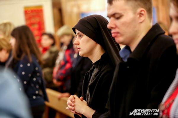 В Казани живут около 300 католиков.