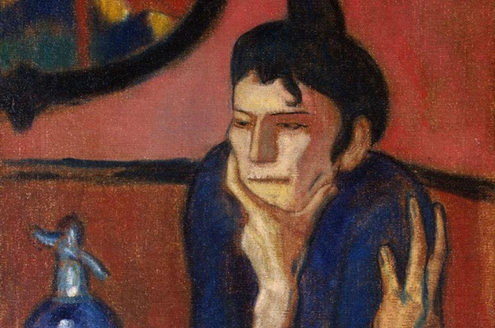 «Любительница абсента» Пабло Пикассо пропагандирует алкоголизм. В название необходимо добавить информацию о вреде алкоголя.
