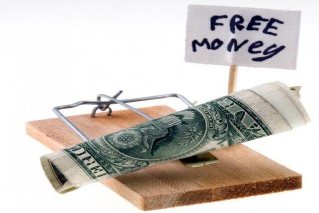 Нужно помнить, что бесплатный сыр бывает только в мышеловке.