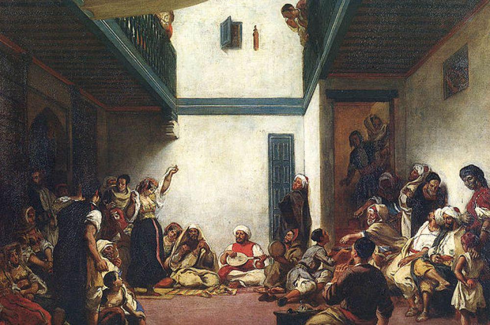 По логике голландского музея шедевр Эжена Делакруа «Еврейская свадьба в Марокко» следует переименовать в «Свадьба одного из национальных меньшинств в Марокко».