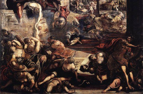 Если говорить о защите прав детей, то нужно отказаться от прежнего названия картины Якопо Тинторетто «Избиение младенцев».