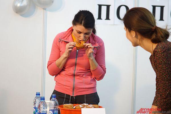 Мероприятие проходило в рамках новогодней экспозиции на территории Пермской ярмарки.