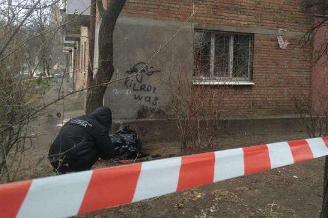 Мужчина стал жертвой взрыва ужилого дома вКиеве