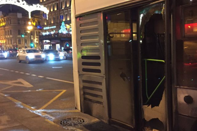 В Омске в новогоднюю ночь будут работать пассажирские автобусы.