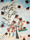 Участник №58. Калинин Даниил: Посмотришь зимой в окно – везде снег, снег, снег. А маленьким птичкам холодно, голодно и тоскливо. Люди, берегите птиц! Ведь эта красота может улететь!