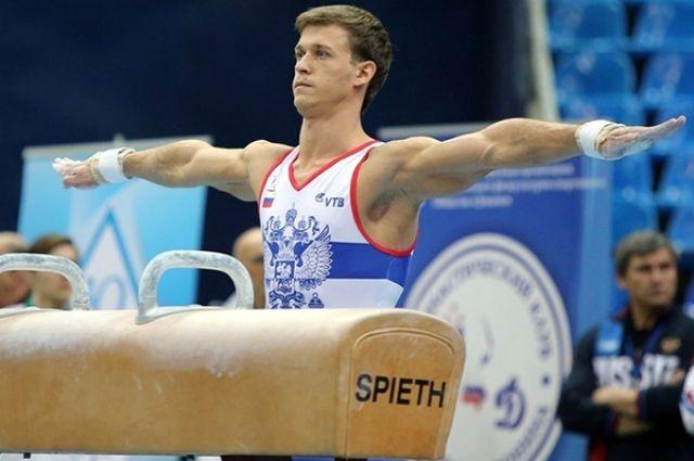 Калининградский гимнаст Матвей Петров выиграл этап Кубка мира.