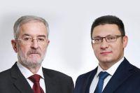 Драган Тодорович и Александар Джурджев.