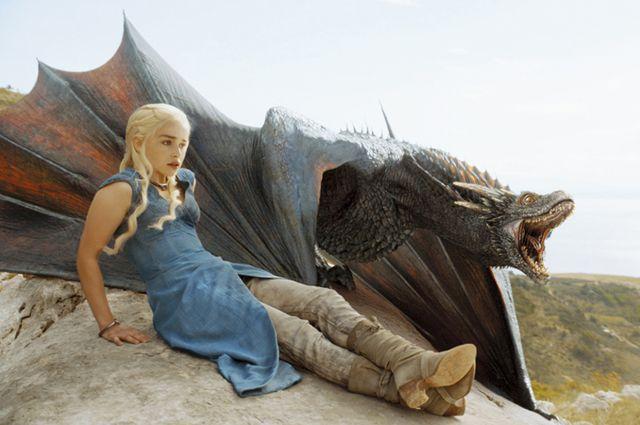 «Игра престолов» в четвертый раз стала самым популярным сериалом в торрентах