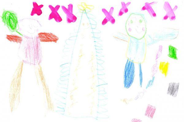 Участник №123. Акобирова Амира, 4 года