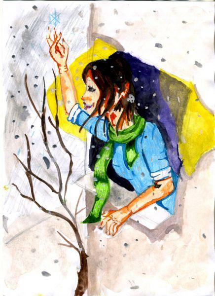 Участник №155. Иванова Каролина