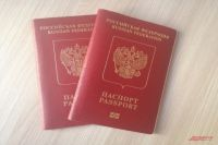 Новосибирец решил подменить загранпаспорт