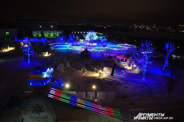 «Беловодье» откроется 1 января 2016 года.