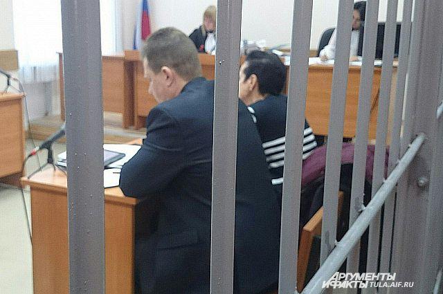 Из открытого судебное заседание превратилось в закрытое