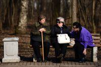 О своём здоровье пенсионеры заботятся сами, а вот размер их пенсий - это забота депутатов.
