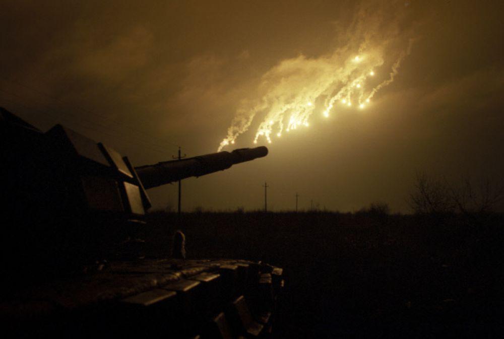 15 января террористы расстреляли двух пришедших к ним на переговоры дагестанских старейшин и 6 милиционеров-заложников, после чего было принято решение провести штурм с применением вертолетов, танков и БТР, невзирая на возможные потери заложников.