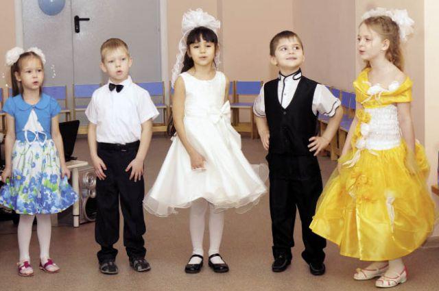 Ещё 50 малышей в Оханске пойдут в детский сад.