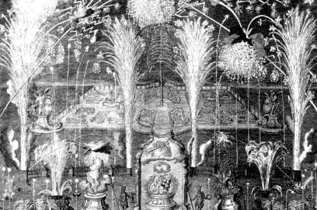 3 января – День бенгальских огней и фейерверков.