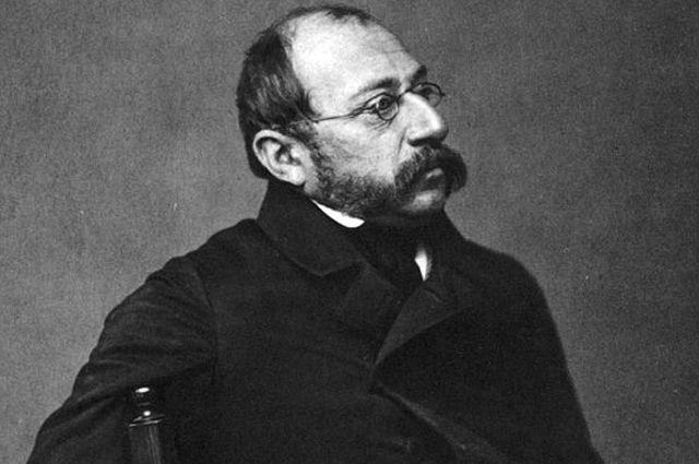 Карл Шпицвег, 1860 год.