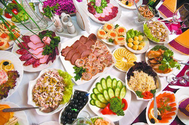 рецепты рыбных салатов к праздничному столу с фото